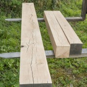 Rustic Fireplace Beams (4)