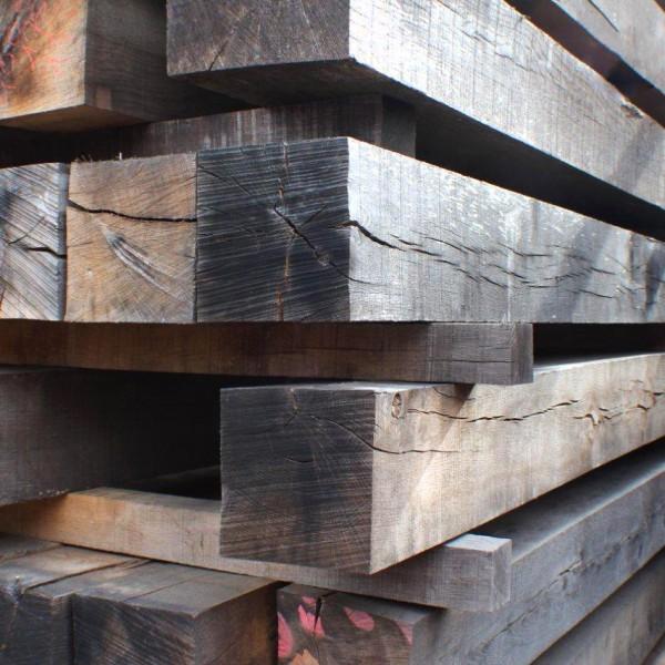 Seasoned-rustic Oak-Beams