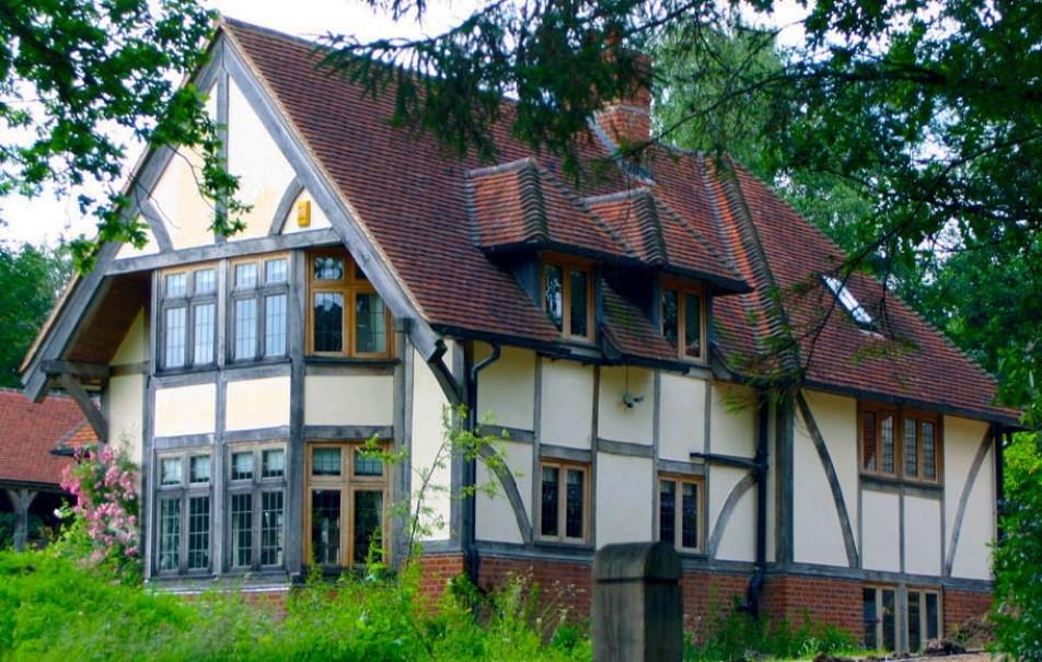 Wealden Oak Ltd | New timber framed house.