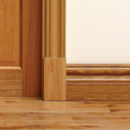 Wealden oak ltd skirting architrave for Door architrave